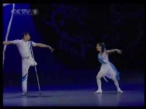 She without Arm, He without Leg – Ballet – Hand in Hand