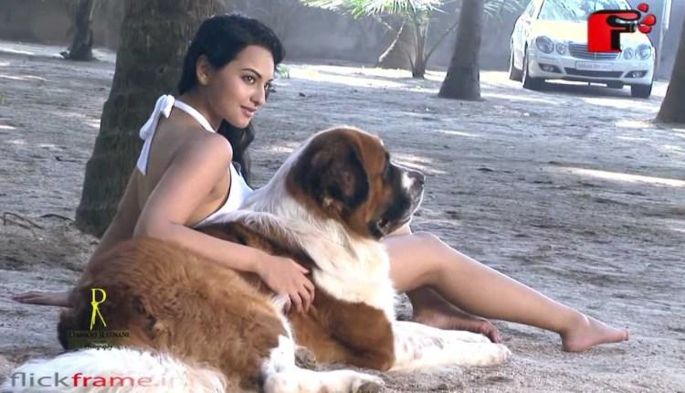 Sonakshi Sinha In Her Latest Photoshoot