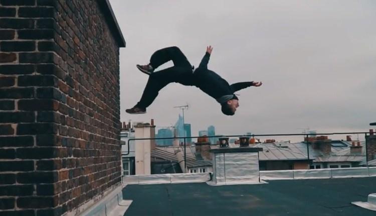 The Extreme Freerunning Stunts