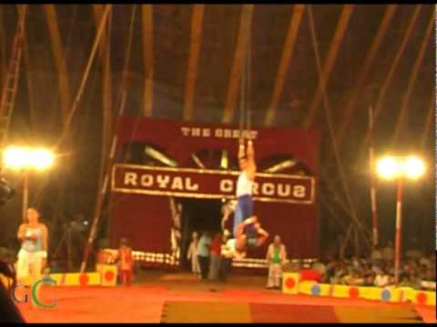 The Great Royal Circus In Margao