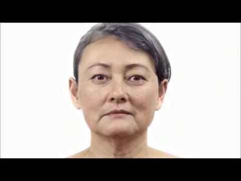 Unbelievable Photoshop Video Shows The Effects Of Ageing