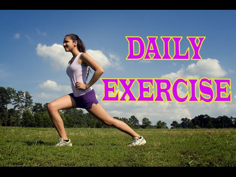 Benefits of Daily Exercise