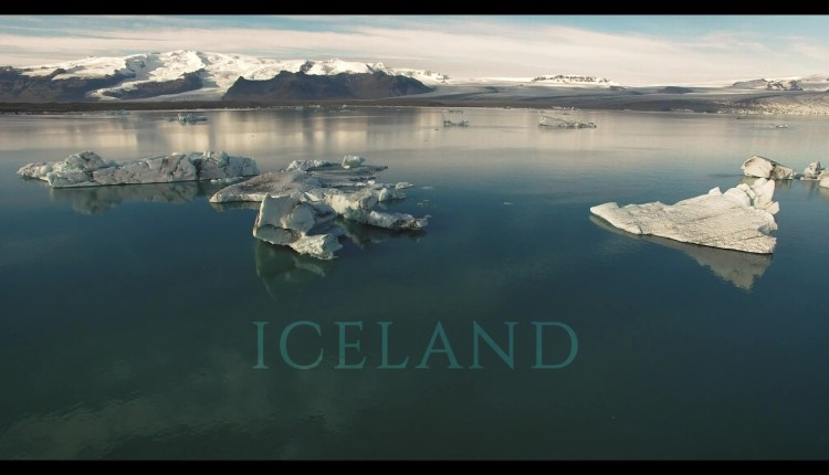 Breathtaking Drone Footage Showing The Incredible Beauty Of Iceland
