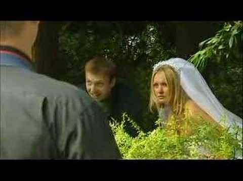 Bride In Bushes Funny Prank