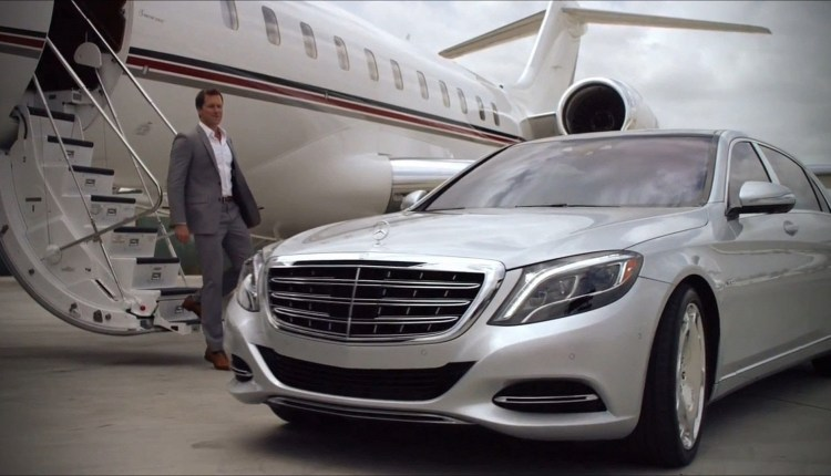 Dollar 190000 Mercedes Maybach S600
