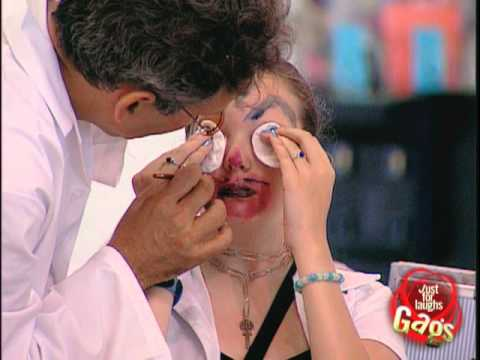 Just For Laughs Crazy Makeup Prank