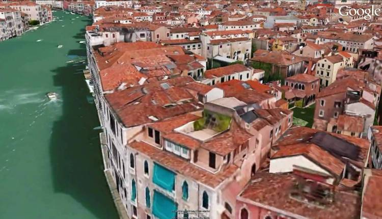 See The Venice, Italy in 3D