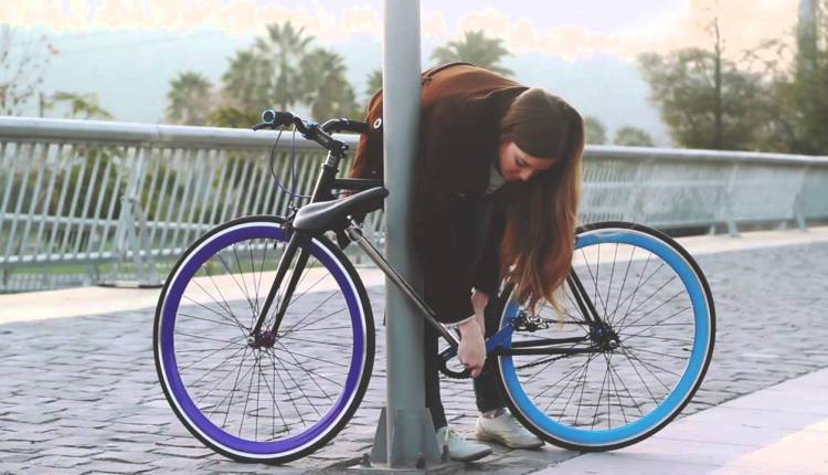 The Amazing Unstealable Bicycle