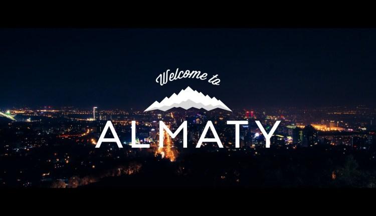 Welcome to Almaty, Kazakhstan