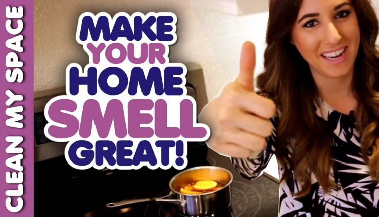 You Can Make Your Home Smell Great In These 7 Ways