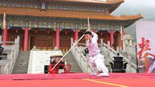 The Martial Arts Competition In China