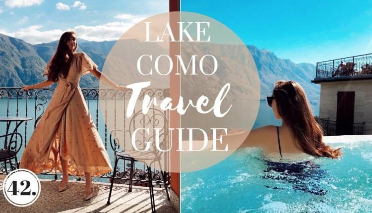 A Trip To Lake Como, Italy