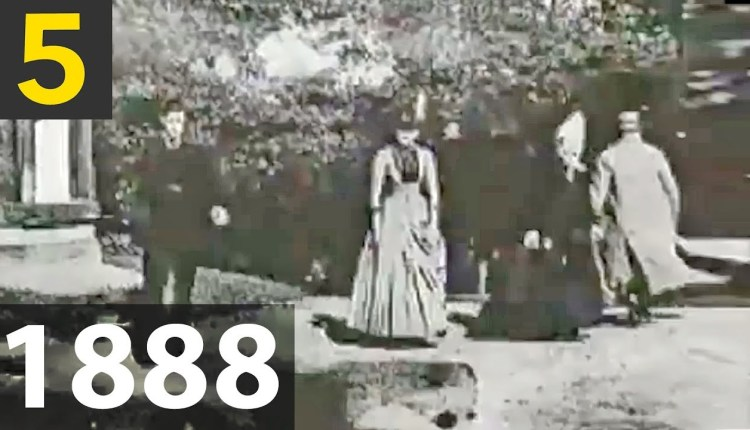 5 Oldest Videos Ever Recorded In History