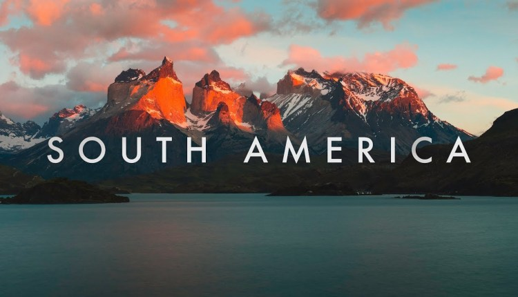 Explore The Beauty Of South America In This 8K Video