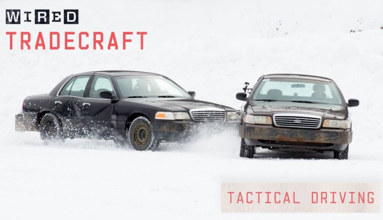 How Special Security Service Experts Learn Driving