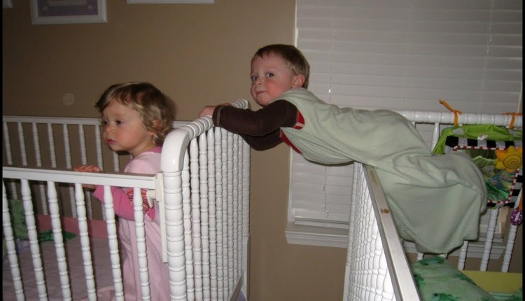 The New Generation Smart Babies Know How To Escape