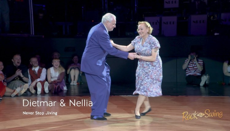 This Senior Couple Surprise Everyone With Their Dance