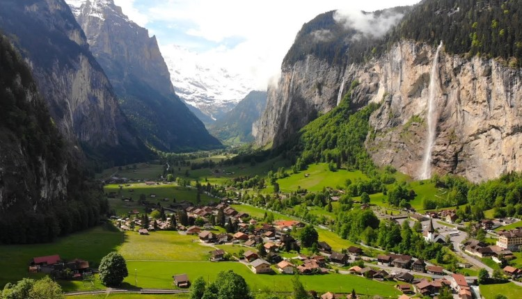 Lauterbrunnen – The Most Beautiful Village Of Switzerland