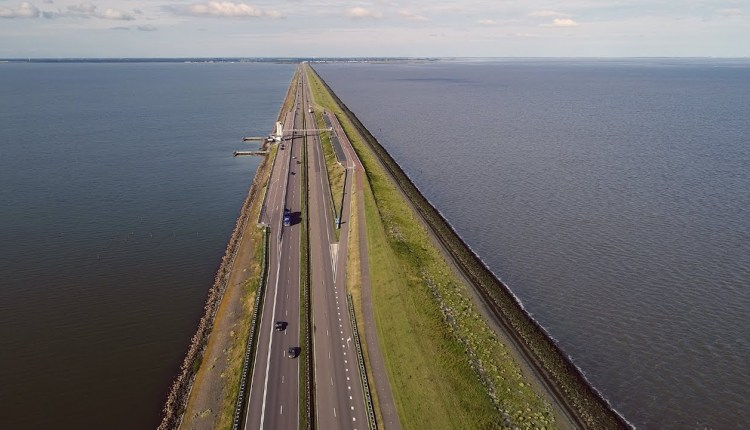 The Sea Wall That Saved Holland
