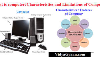 Sensational Block Diagram Of Computer And Its Various Components Vidyagyaan Wiring Digital Resources Remcakbiperorg