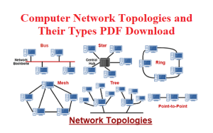 Computer Network Topologies and Their Types PDF Download