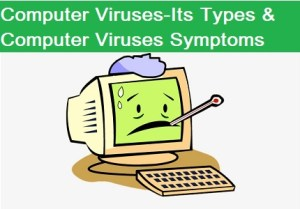 What is Computer Viruses? Its Types and Computer Viruses Symptoms
