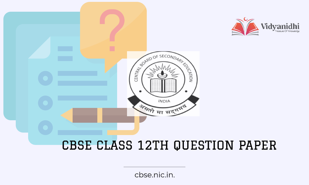 CBSE class 12 question paper- Model/ Sample paper 2021 (cbse.nic.in.)