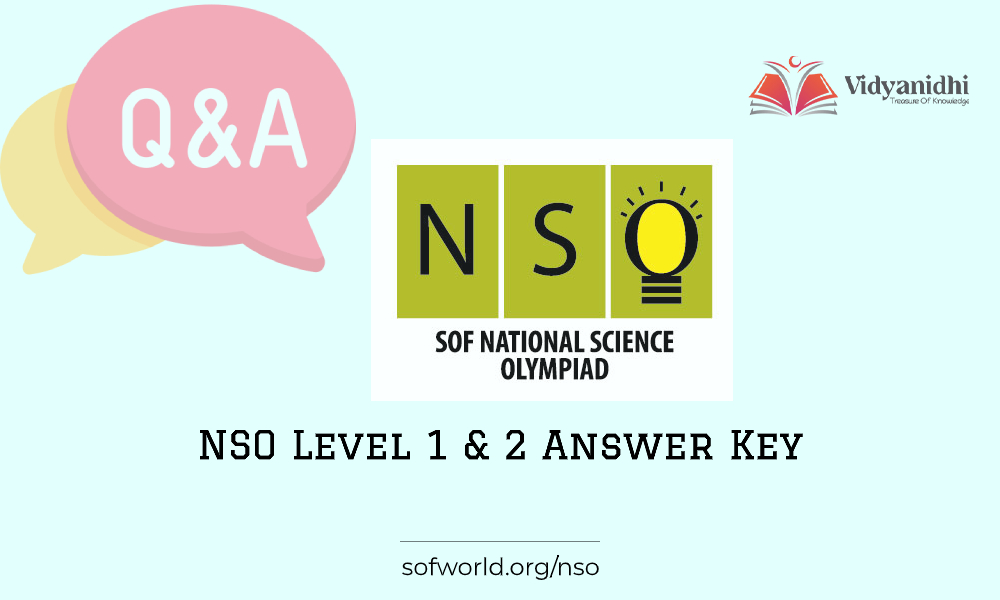 NSO Answer Key 2020-21 Solutions Pdf for Set A, B, C