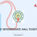 Andhra Pradesh inter hall tickets 2021