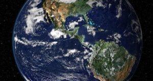 earth in hindi