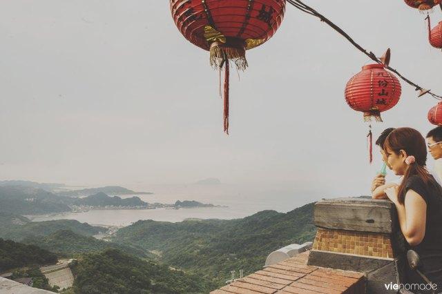 Le voyage de chihiro - les lieux qui ont inspirés le film à Jiufen