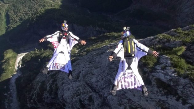 sport extreme wingsuit
