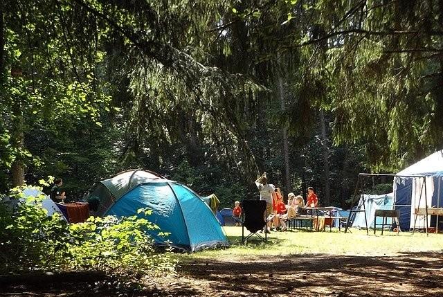 Partir en camping avec Homair