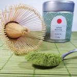 Thé vert matcha pour perdre du poids : thé vert en poudre