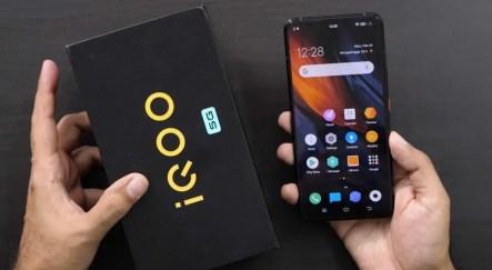 IQOO 3 5G- best upcoming phones under 35000