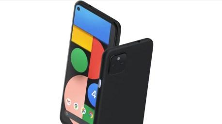 Google Pixel 4a 5G- best upcoming phones under 30,000- 40,000