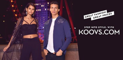 KOOVS shopping apps- best shopping apps for iOS