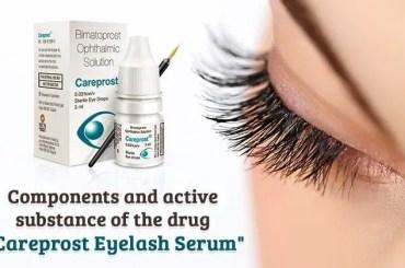 What is Careprost Eyelash Serum and How to use it to Grow Eyelashes.