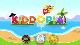Kiddopia- best apps for kids 2021