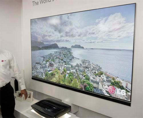 Preview LG Innove Avec Son Projecteur Hecto Laser TV 100