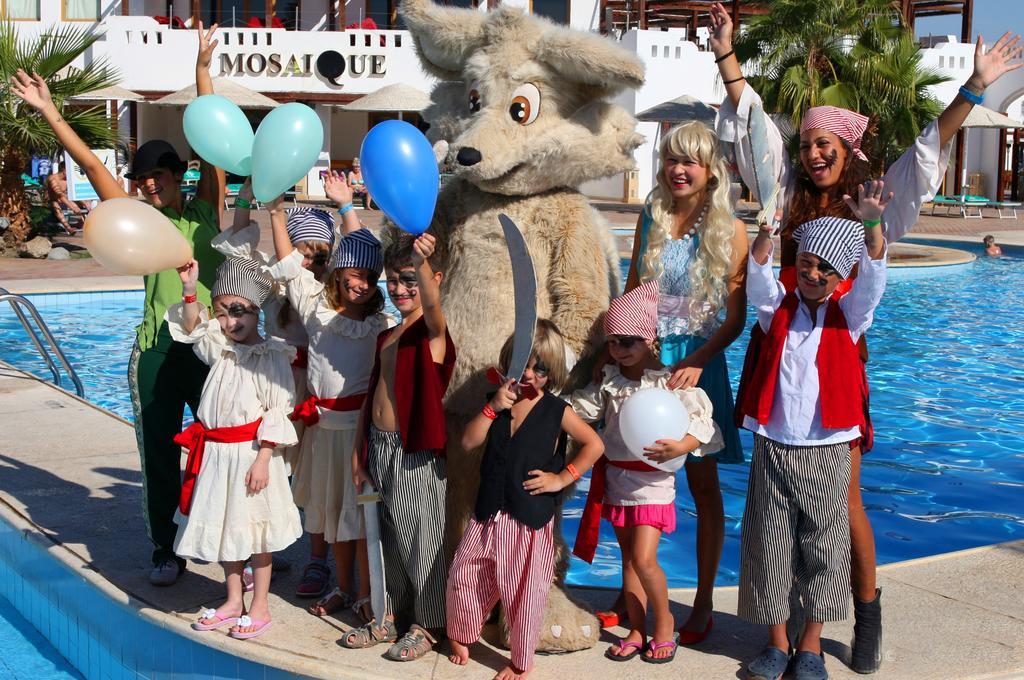 Domina Hotel Aquamarine Sharm El Sheikh