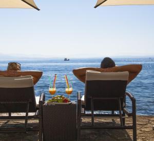 Baño del hotel Ambassador de Remisens Remisens Premium de Opatija