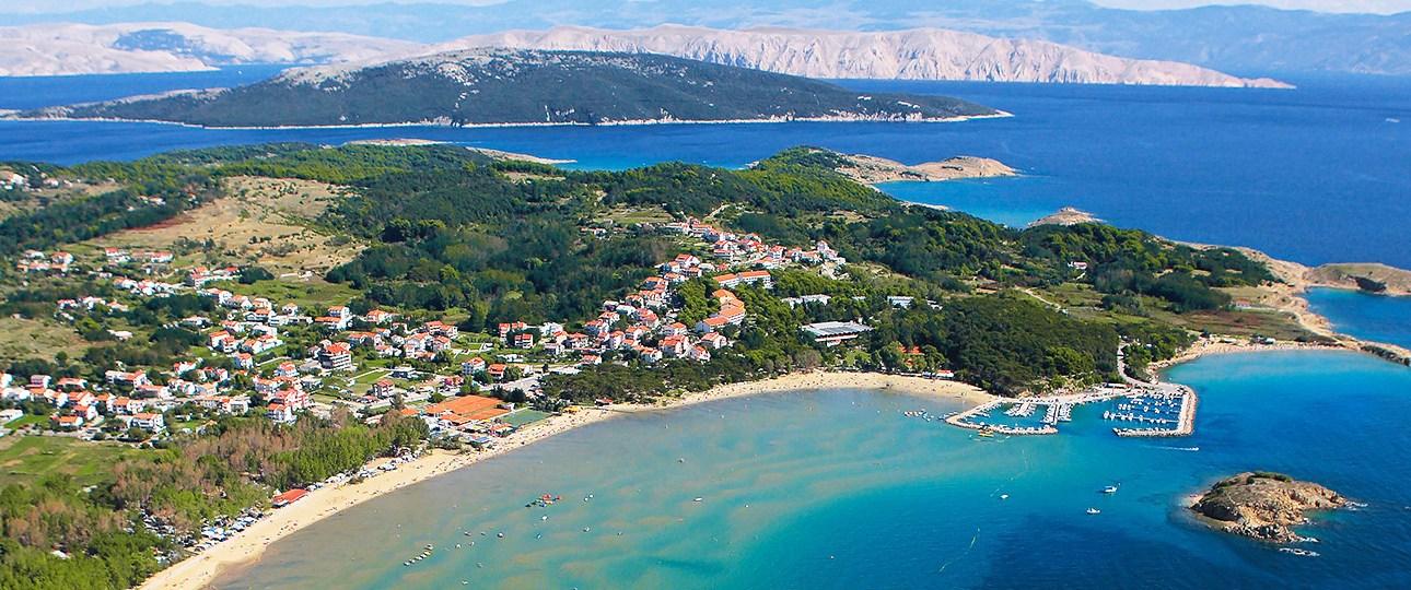Insula Rab (Rab) San Marino Resort