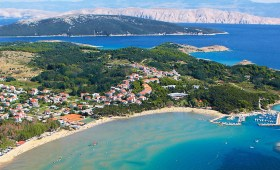 Isola di Rab ( Arbe ) San Marino Resort