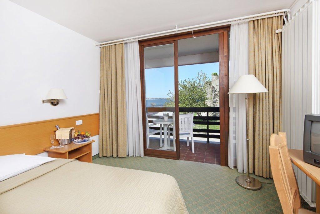 PORTOROSE hotel vile park: Pokój