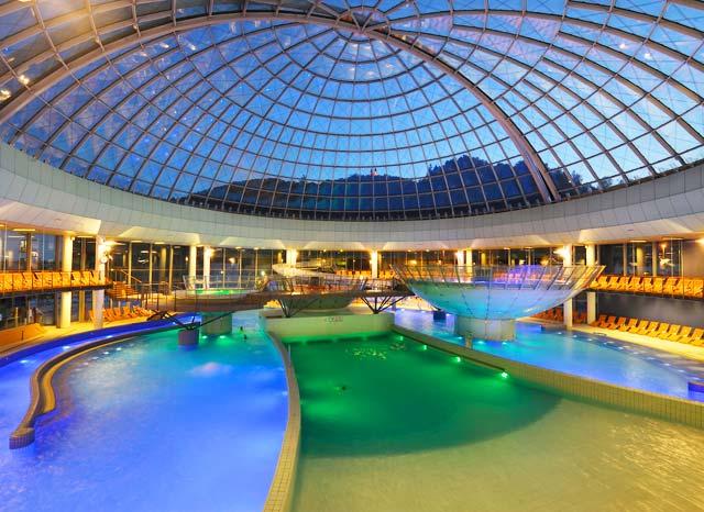 Terme Lasko Hotel Thermana Schwimmbäder