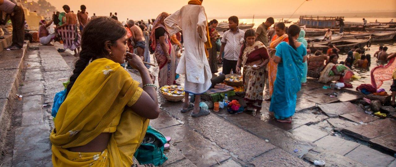 جولة فاراناسي الهند الكلاسيكية