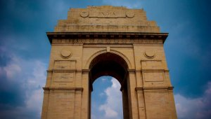Delhi India Gate (Indijska vrata)