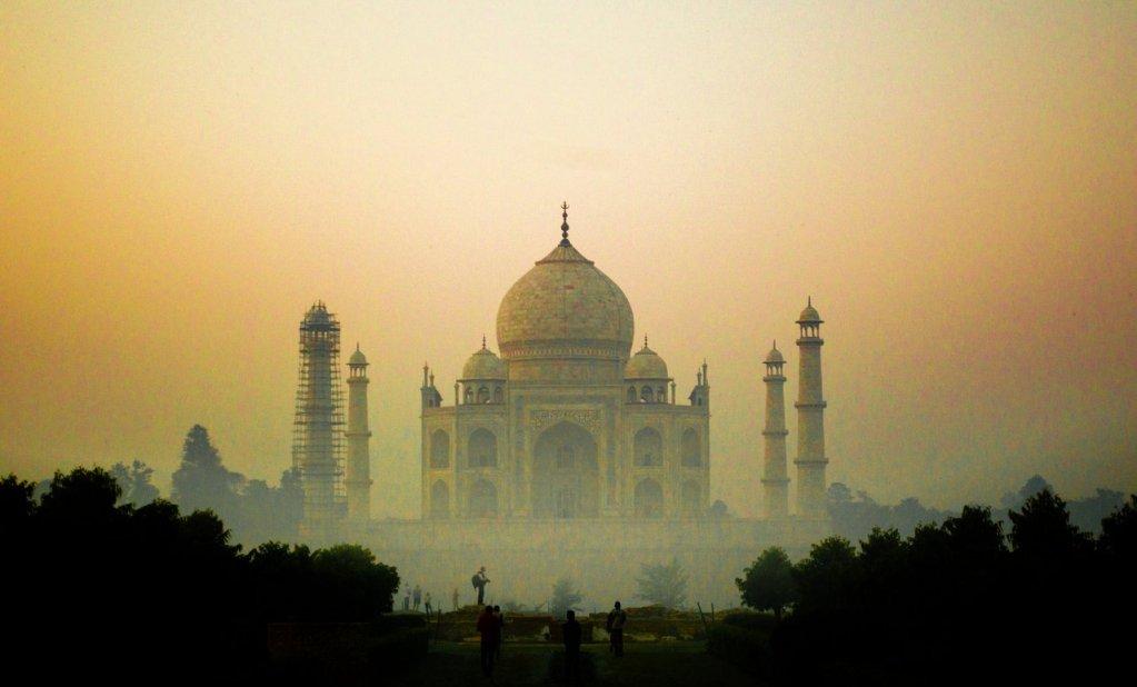 Klassische Indien-Tour: Agra Taj Mahal