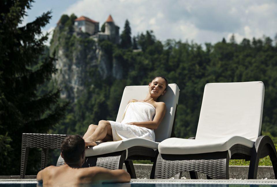 Hotel Rikli Balance Piscine